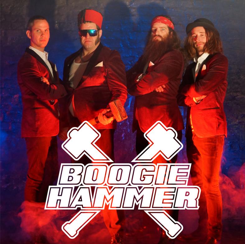 BOOGIE HAMMER - Punk n'Roll (Wien)