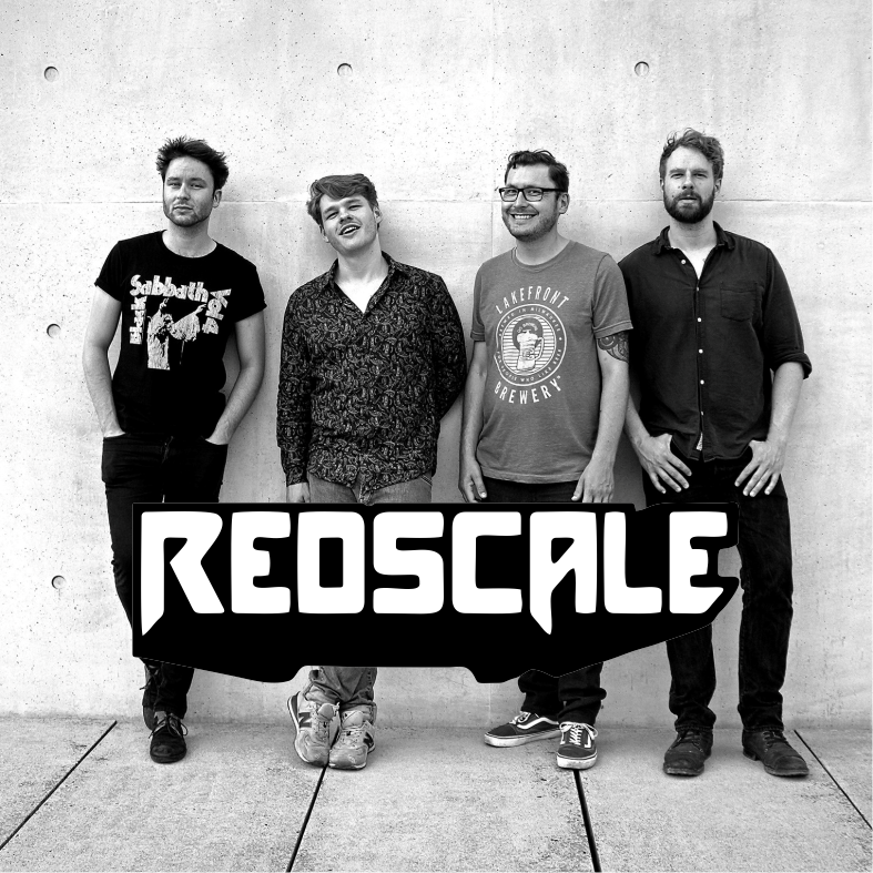 REDSCALE - Heavy Rock/Stoner Rock (Berlin)