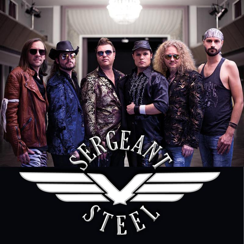 SERGEANT STEEL - Hard Rock (OÖ)
